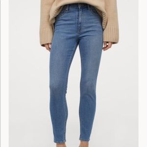 2/$30 Divided H&M Ultra Skinny High Waist Jeans